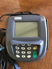 Ingenico Model 16550 Card Terminal