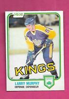 1981-82 OPC # 148 KINGS LARRY MURPHY  ROOKIE NRMT CARD (INV# C9359)