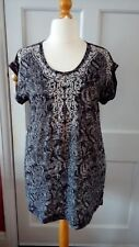 H & M Embellished Tunic/Top size 16. New with tags. ❤