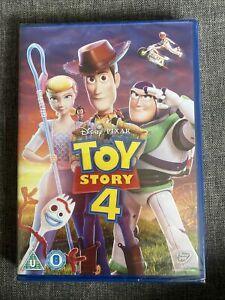 Toy Story 4 Disney Pixar NEW SEALED DVD