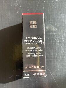 Givenchy Le Rouge Deep Velvet 37 Rouge Graine 3.4G
