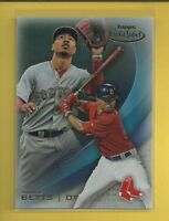 Mookie Betts  2016 Topps Gold Label Class 1 BLUE Card #38 Boston Red Sox Dodgers
