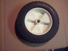 """8"""" X 1-3/4"""" X 1/2"""" Plastic Wheel For Lawn Mowers & Other Applications"""
