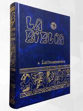 La Biblia Latinoamerica -Edicion Pastoral -Catolica Latinoamericana Letra Normal