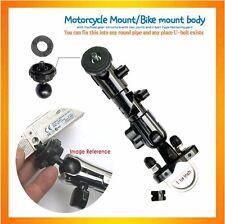 U-Bolt type Motorcycle mount Bike Mount for Digital Camera Camcorder action cam