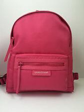 NWT Longchamp Le Pliage Neo Sm Backpack (Pink) US$330