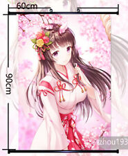 0144-Bang Dream Anime Fabric Poster Wall Scroll Home Decor Collection 60*90cm