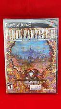 PlayStation 2 Final Fantasy XI Online Treasures of Aht Urhgan Game New Sealed US