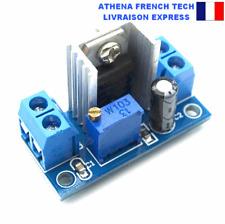 Abaisseur de tension LM317 4 à 40 V vers 1.2 à 37 V, Arduino, DIY, makers
