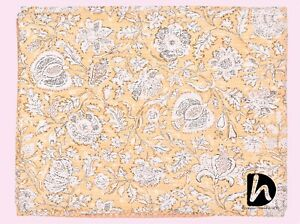 100%Cotton Kantha Quilt Home Decor Blanket King Size Indian Coverlet Beach Throw