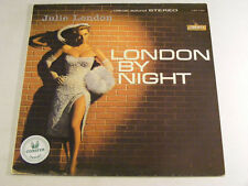 JULIE LONDON London By Night N/Mint Liberty France 1970s LP