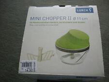 Küchengerät Zwiebel- und Gemüsezerkleinerer Mini Chopper NEUWERTIG