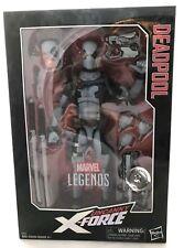 """Marvel Legends Uncanny X-Force DEADPOOL Toys R Us TRU Exclusive 12"""" Figure"""