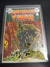 Wow! SWAMP THING #9 **SIGNED BY B. WRIGHTSON!** 9.0 GEM! *SIGNATURE GUARANTEED!*