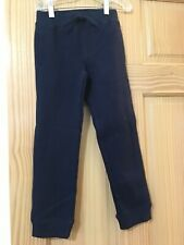 NWT Gymboree Boys Pull on Pants Sweatpants Navy Blue Outlet 5T