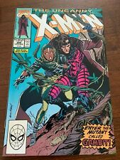 The Uncanny X-Men #266 (Aug 1990, Marvel) 1st Gambit! VF/NM- ~9.0