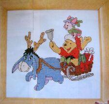 Disney Cross Stitch Patterns & Instructional Media