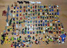 LEGO Bulk Lot of 150 Assorted Minifigures Minifigs Parts Torsos Accessories