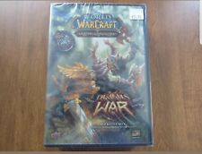 WORLD OF WARCRAFT WOW DRUMS OF WAR TCG PVP BATTLE DECK NEW SEALED Y2-1904