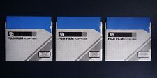 FUJI Film - 3 x Disquettes Bleues - Blue Floppy Disks / 5.25'' / 100% TESTED