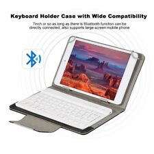 7inch Wireless Bluetooth Keyboard With Protective Case Cover For Tablet/Laptop