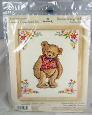 Hallmark Hamilton Bearingham Cross Stitch Kit Sealed Fits 8x10 Frame
