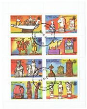 Eynhallow.  1976.  Rotary International Miniature Sheet.  Used.  (CTO).