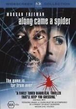 ALONG CAME A SPIDER: Morgan Freeman: DVD NEW