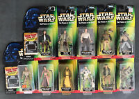 Star Wars POTF Collection 1 Action Figures Freeze Frame Slide MOC Lot of 11 NEW