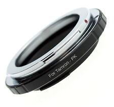 Tamron Adaptall Lens to PENTAX K / PK Mount Adapter (fits all Pentax K cameras)