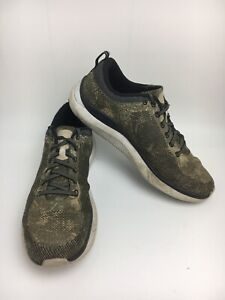 Hoka One One Hupana Men's Running Shoes Neutral Road Sneakers Camouflage Sz 11.5