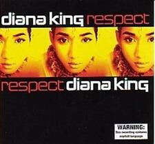 DIANA KING Respect CD NEW