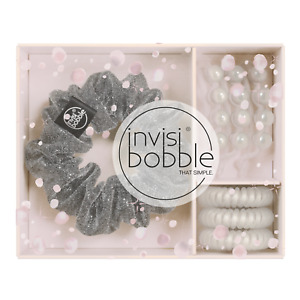 Invisibobble Christmas Slim/Sprunchie/Waver - Sparks Flying You Dazzle Me Trio
