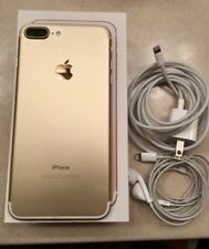 Apple iPhone 7 Plus - 128GB - Gold (Verizon Unlocked)  Mint Condition