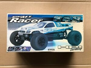 545 # HPI Nitro RS4 MT with Nitro MT-1 Truck Body/NEW AND ASSEMBLED/RTR