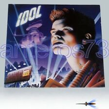 "BILLY IDOL ""CHARMED LIFE"" RARE LP ITALY 1990 - SEALED"