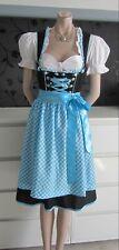 Dirndl Bavarian NEW German Austrian Dress Blouse Apron 2