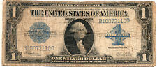 1923 Large Size 1.00 Note Nice Collector Grade Piece of History