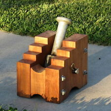 "pirate ship marine report Cannon Black Powder salute Signal forged barrel 1 1/4"""