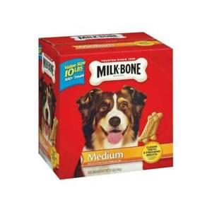 Milk-Bone Original Medium Dog Biscuits - 10lbs