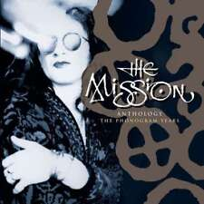THE MISSION Anthology - The Phonogram Years 2CD 2006