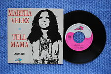 MARTHA VELEZ / SP AZ SG 105 / BIEM 1969 ( F )