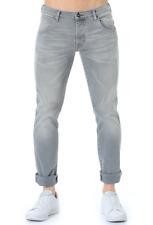 jeans uomo wrangler spencer low slim w184np69b color great dane
