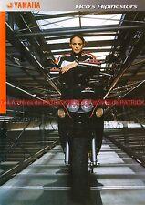 YAMAHA NEO'S Alpinestars 50 - 2002 : Brochure - Dépliant - Moto - Scooter #0680#