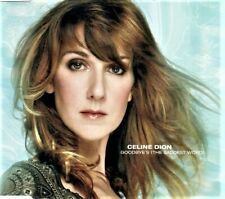 CELINE DION - Goodbye's (the saddest word) CDs new and sealed