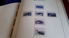 ROSS DEPENDENCY 1988 WHALES MNH