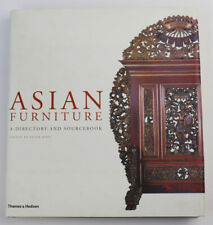 2007 ASIAN FURNITURE Book MANY PHOTOS! Antique CHINESE & MUCH MORE!