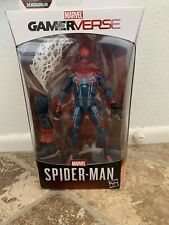 marvel legends velocity suit spiderman With Demo Goblin LeftLeg And Accessories?