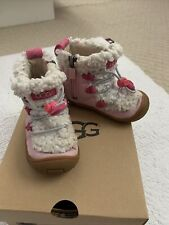 UGG Billie Boot Toddler size 7 color: Pink & Fuscia BRAND
