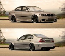 BODY KIT- KIT CARROSSERIE PARE-CHOCS- KIT CARROCERIA PARAGOLPES BMW E46 M1 LOOK